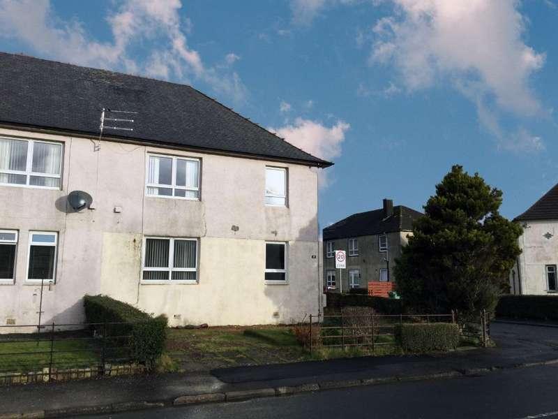1 Bedroom Flat for sale in Kilmarnock Road, Dundonald, South Ayrshire, KA2 9DR