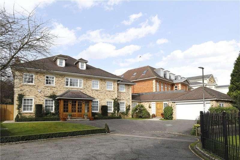 6 Bedrooms Detached House for rent in Greenoak Way, Wimbledon Common, SW19