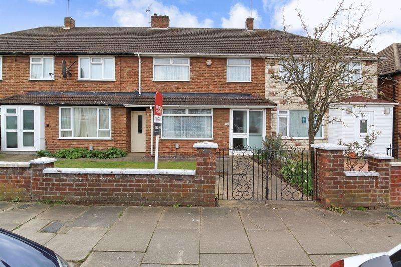 3 Bedrooms Terraced House for sale in Byron Road, Luton