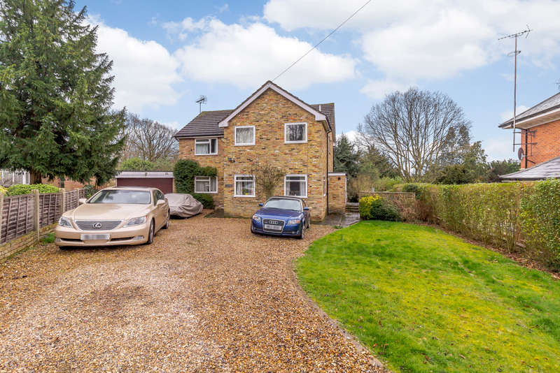 4 Bedrooms Detached House for sale in Nancy Downs, Watford