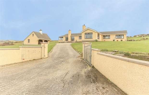 3 Bedrooms Detached Bungalow for sale in Drumaroan Road, Ballycastle, County Antrim