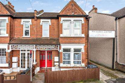 2 Bedrooms Flat for sale in Saxon Road, Bromley