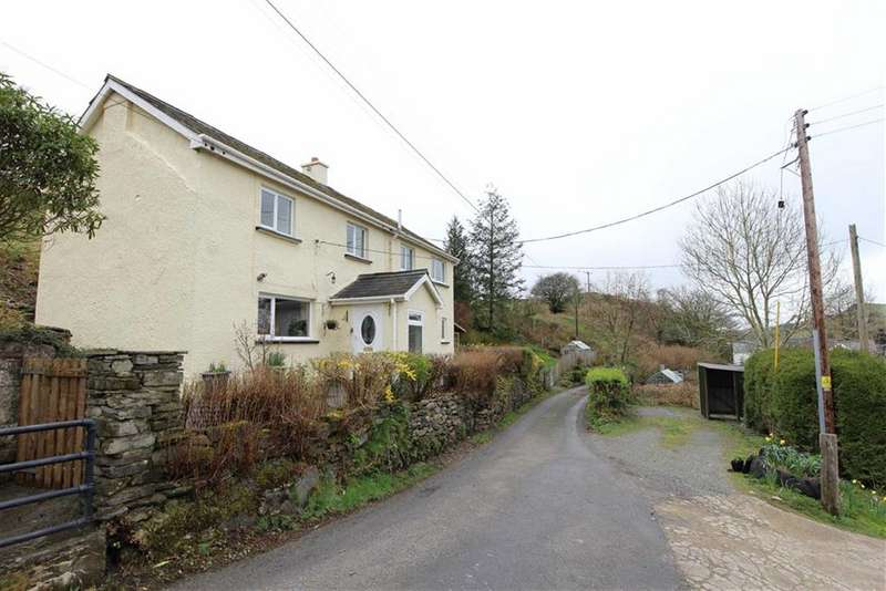 3 Bedrooms Detached House for sale in Pontrhydygroes