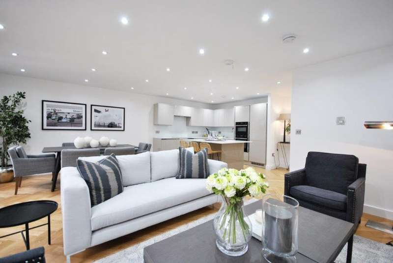 3 Bedrooms House for sale in Chippenham Mews, London, W9