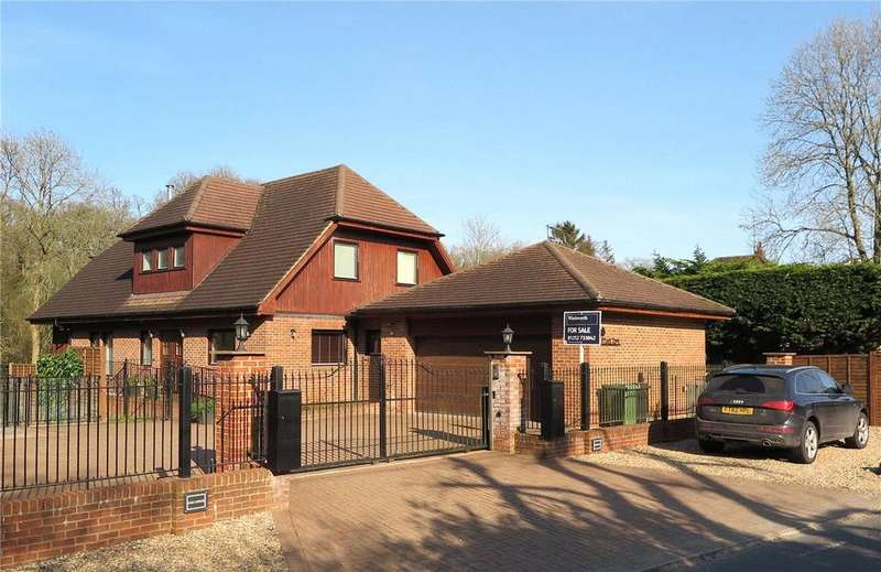 5 Bedrooms Detached House for sale in Frith End, Hampshire, GU35