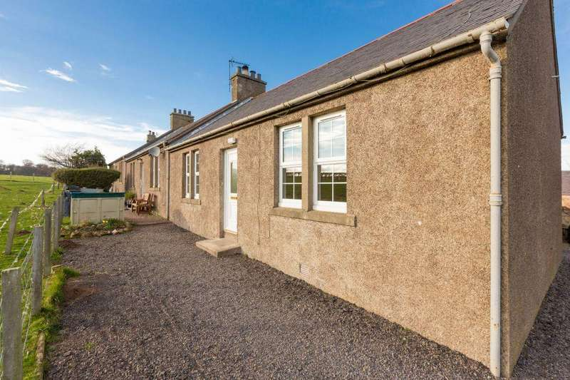 2 Bedrooms Cottage House for sale in 7 Pathhead Cottages, Cockburnspath, Borders, TD13 5XB
