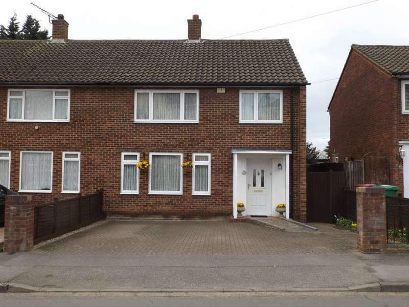 3 Bedrooms House for sale in Odencroft Road, Slough, SL2