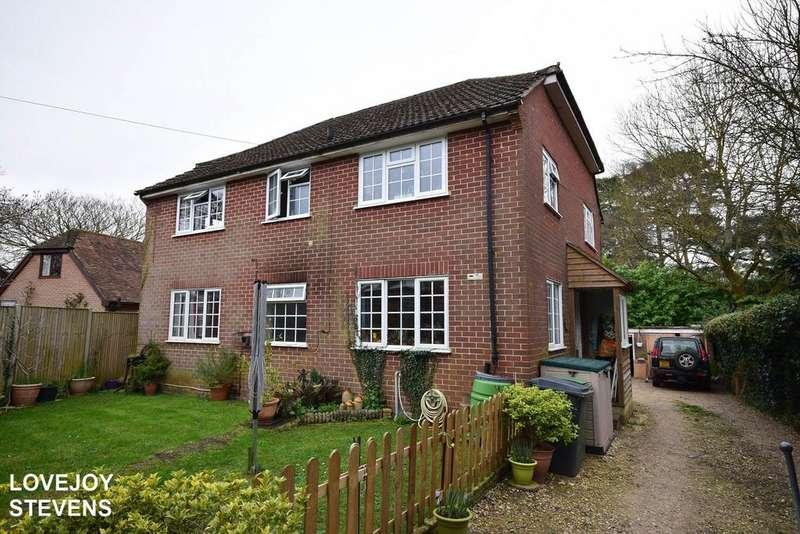 2 Bedrooms Flat for sale in Bladebone Court, Chapel Row, Bucklebury RG7