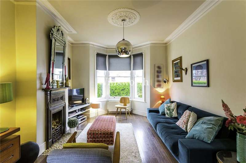 5 Bedrooms Terraced House for sale in Fairview Road, London, N15