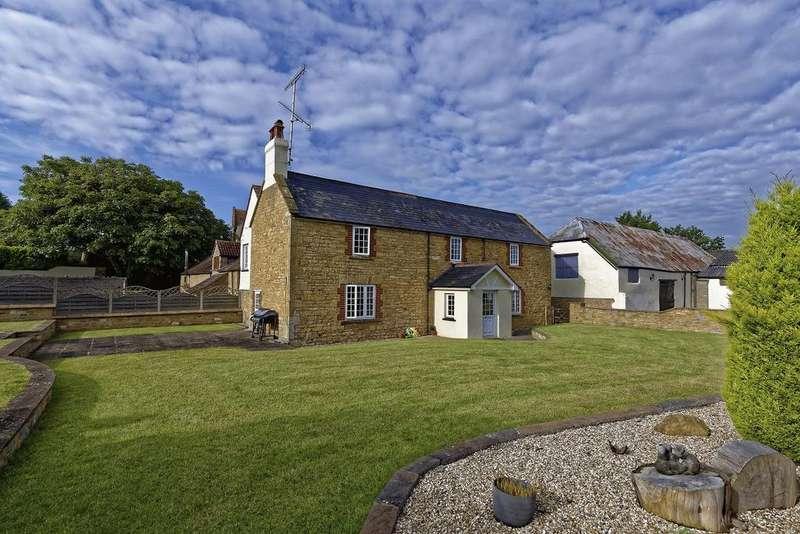 5 Bedrooms House for sale in East Coker, YEOVIL, Somerset, BA22
