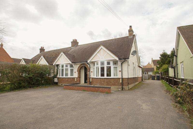 4 Bedrooms Semi Detached Bungalow for rent in Luton Road, Wilstead