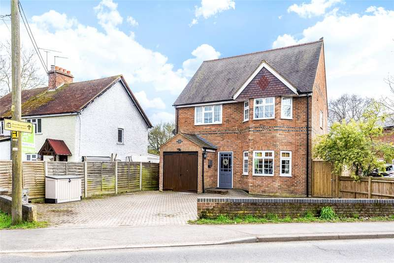 3 Bedrooms Detached House for sale in Hyde End Road, Spencers Wood, Reading, Berkshire, RG7