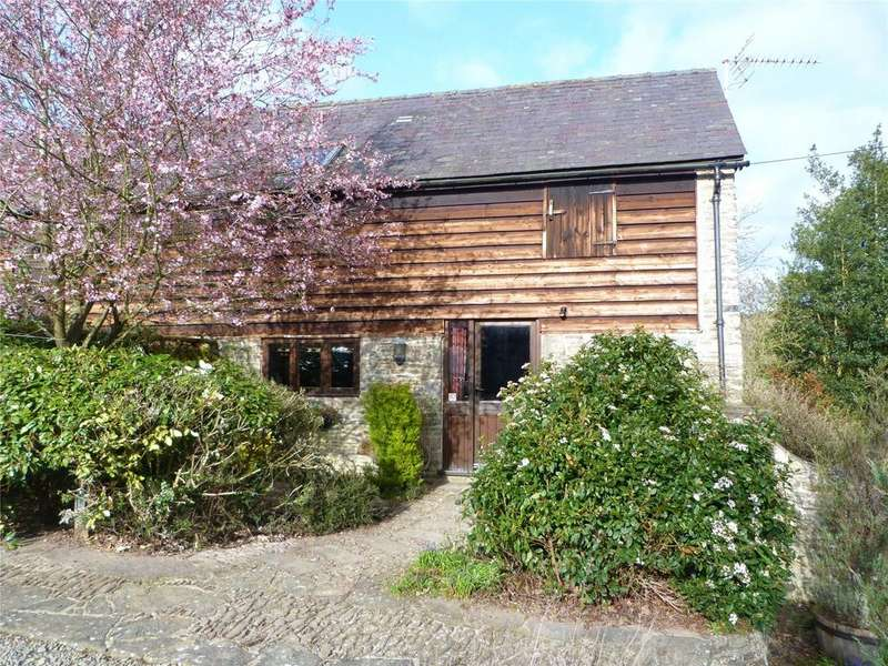 1 Bedroom Barn Conversion Character Property for sale in Bryncalled Barn, Nr Chapel Lawn, Bucknell, Shropshire