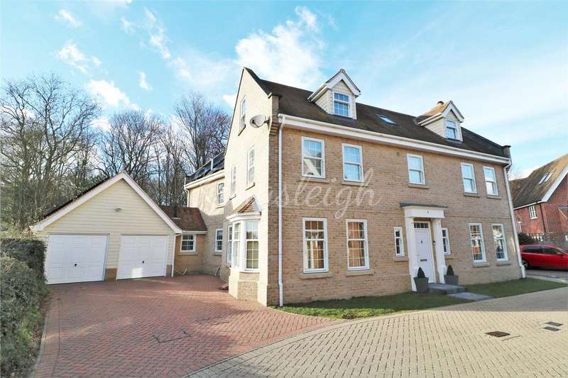 6 Bedrooms Detached House for sale in Jubilee Meadow, Eight Ash Green, Colchester, Essex, CO6