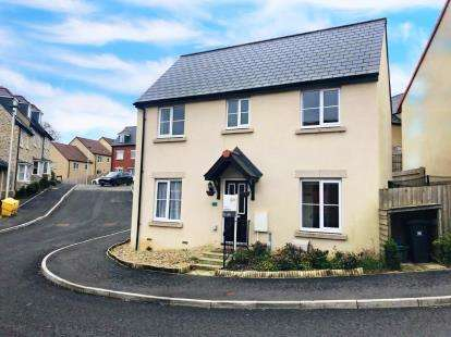 Detached House for sale in Axminster, Devon