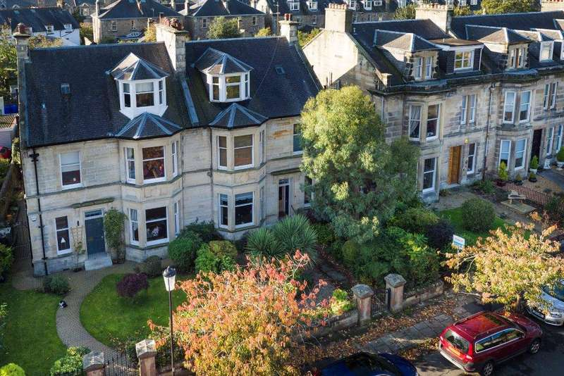 3 Bedrooms Flat for sale in Park Circus, Ayr, South Ayrshire, KA7 2DL