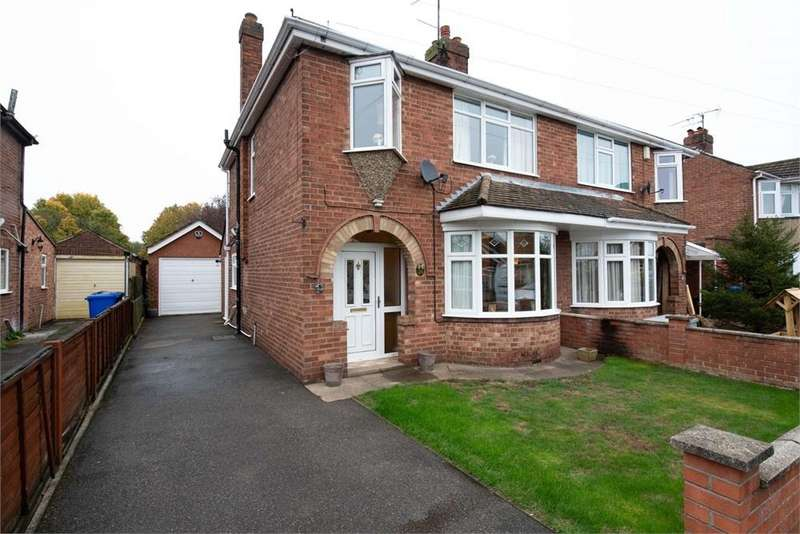 3 Bedrooms Semi Detached House for sale in Forest Dale, Boston, Lincolnshire