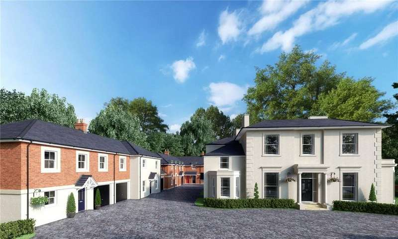 3 Bedrooms Mews House for sale in Flat 1, 1 Castle Crescent, Reading, RG1
