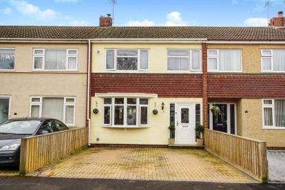 3 Bedrooms End Of Terrace House for sale in Brookthorpe, Yate, Bristol