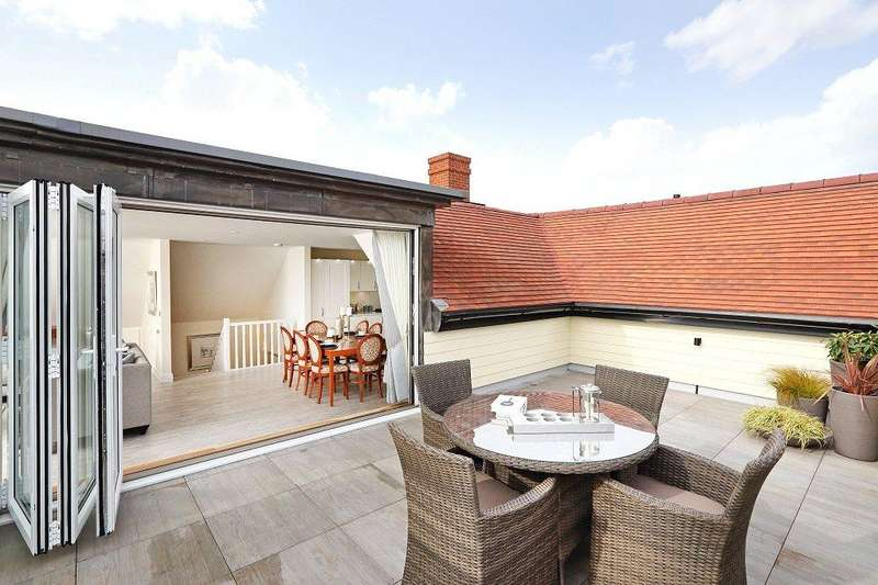 4 Bedrooms Retirement Property for sale in Townsend Drive, St. Albans, Hertfordshire