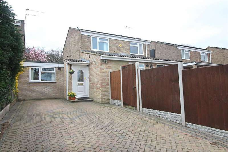 4 Bedrooms Link Detached House for sale in Abingdon Drive, Caversham Park Village, Reading