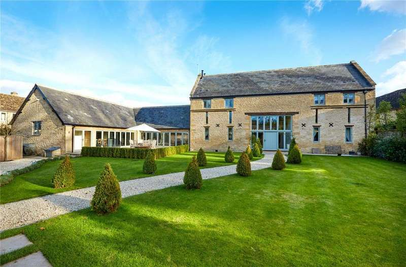 6 Bedrooms Unique Property for sale in Mawles Lane, Shipton-under-Wychwood, Chipping Norton, Oxfordshire, OX7