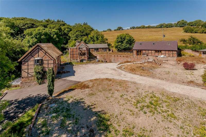 6 Bedrooms Farm Commercial for sale in Nantglyn, Denbigh, Clwyd