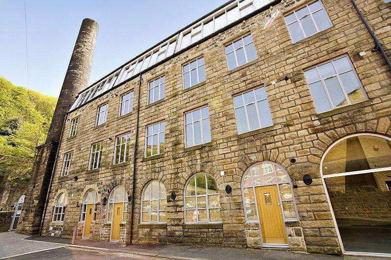 2 Bedrooms Flat for sale in Investment Opportunity, Croft Mill Apartments, Hebden Bridge, West Yorkshire, HX7