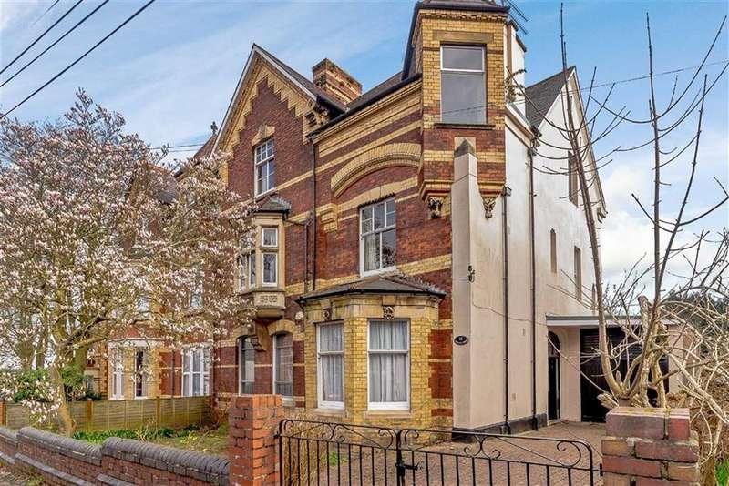 8 Bedrooms Semi Detached House for sale in Caerau Crescent, Newport