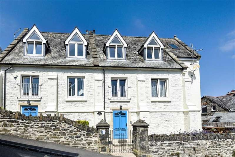 7 Bedrooms Detached House for sale in Sinai Hill, Sinai Hill, Lynton, Devon, EX35