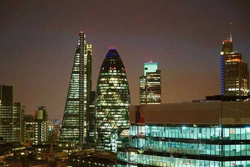 3 Bedrooms Penthouse Flat for sale in Temple Place, Blackfriars, London