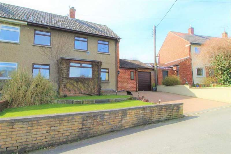 3 Bedrooms Semi Detached House for sale in Axwell ParkSchool Houses, Blaydon, Tyne And Wear