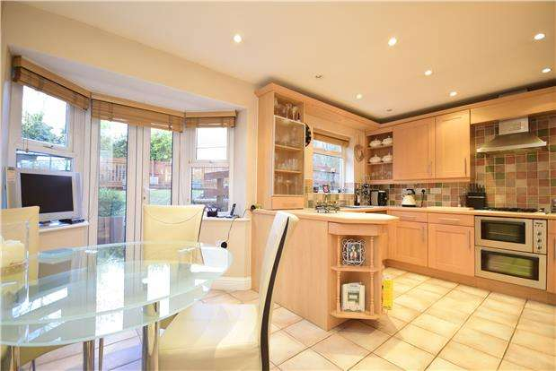 5 Bedrooms Detached House for sale in Admiral Close, Stoke Park, BRISTOL, BS16 1WN
