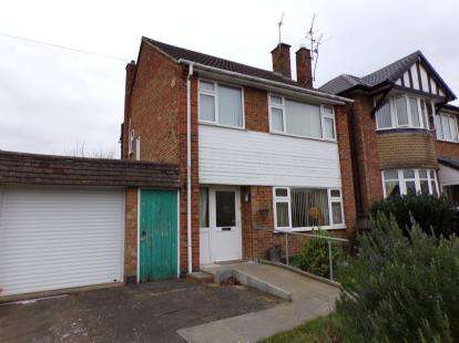 3 Bedrooms Detached House for sale in Welland Vale Road, Evington, Leicester, Leicestershire