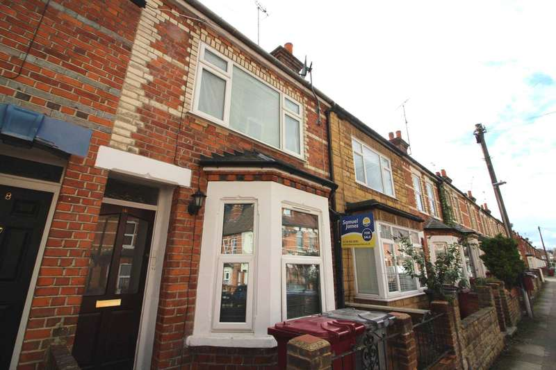 2 Bedrooms Block Of Apartments Flat for sale in Norfolk Road, Reading