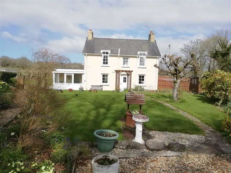 2 Bedrooms Cottage House for sale in Llanwnnen, Lampeter