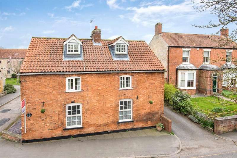 4 Bedrooms Detached House for sale in The Green, Nettleham, LN2