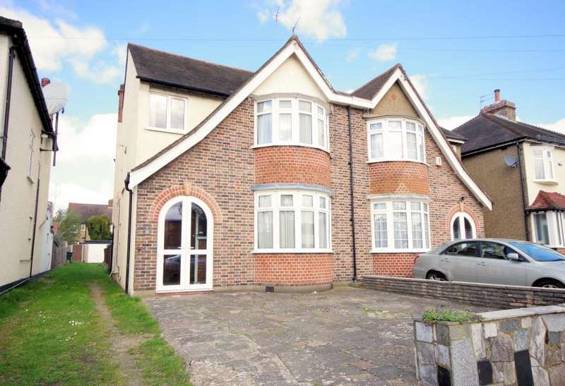3 Bedrooms Semi Detached House for sale in OAKFIELD ROAD, FINCHLEY, N3