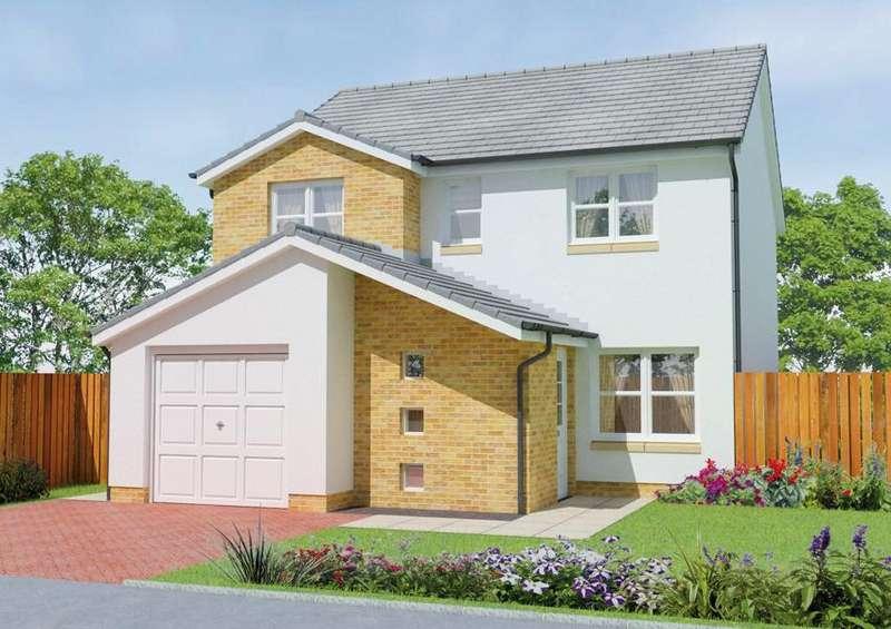 4 Bedrooms Detached House for sale in Annick Road, Irvine, KA11