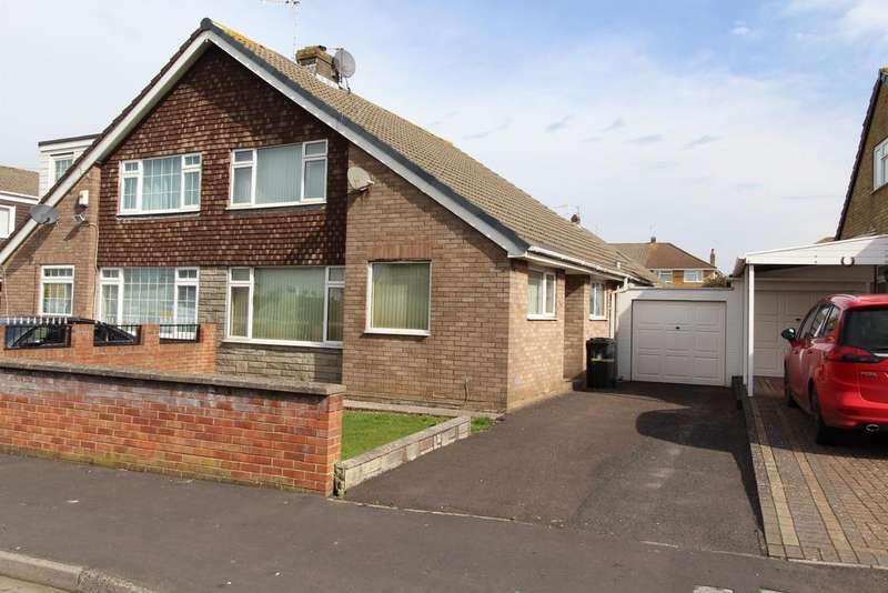 2 Bedrooms Semi Detached House for sale in Petherton Road , Hengrove , Bristol, BS14 9BZ