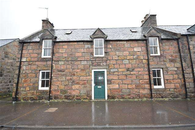 2 Bedrooms Semi Detached House for sale in High Street, Aberlour