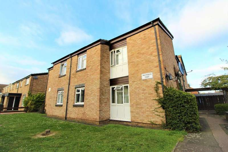 1 Bedroom Apartment Flat for sale in Whitworth Court, Kempston, MK42