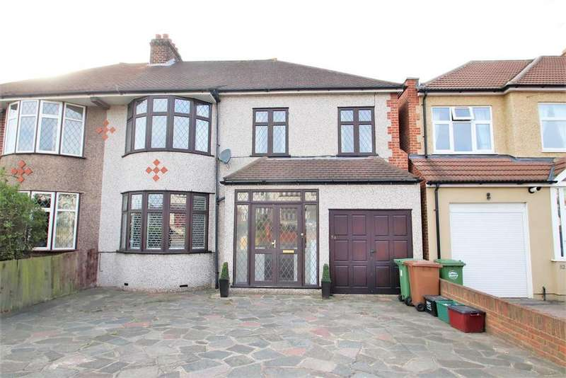 4 Bedrooms Semi Detached House for sale in Townley Road, Bexleyheath