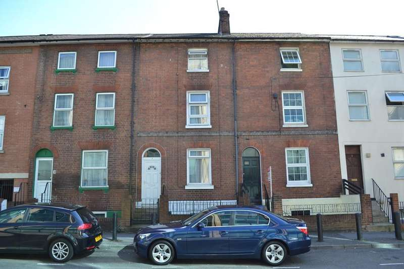 4 Bedrooms Terraced House for sale in Vachel Road, Reading