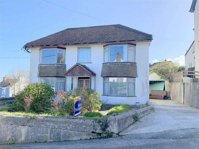4 Bedrooms Detached House for sale in Francis Street, New Quay, Ceredigion
