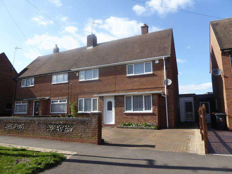 3 Bedrooms Semi Detached House for sale in Manor Park, Dunstable