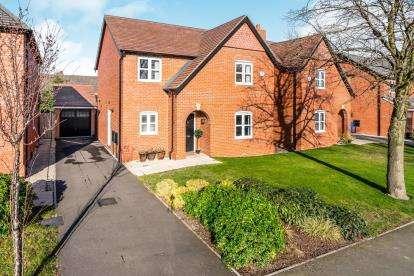 4 Bedrooms Detached House for sale in Sergeant Drive, Paddington, Warrington, Cheshire
