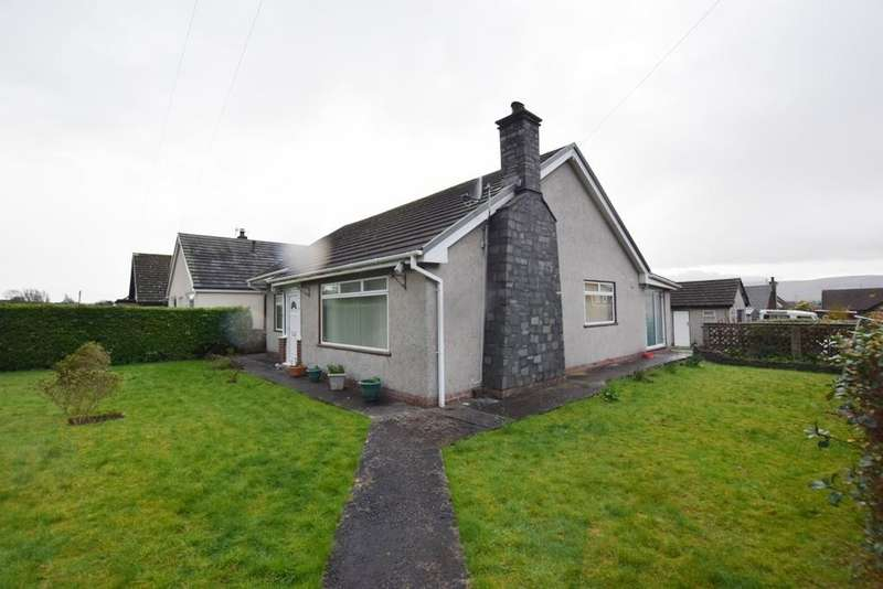 2 Bedrooms Detached Bungalow for sale in Marsh Garth, Kirkby In Furness