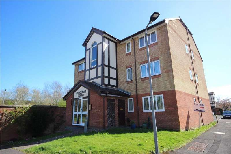 1 Bedroom Apartment Flat for sale in Chequers Court, Bradley Stoke, Bristol, BS32
