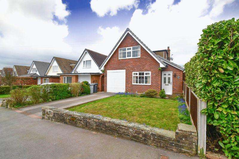2 Bedrooms Detached House for sale in Bailey Crescent, Congleton